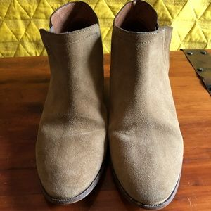 Madewell Boots Size 9